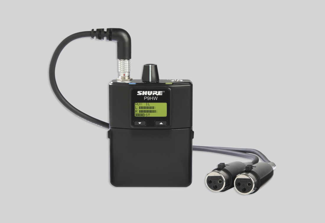 P9HW PSM 900- thiết bị cá nhân có dây