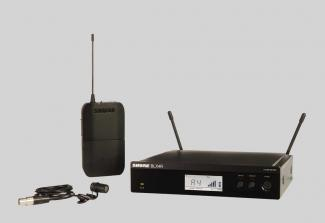 Micro Shure BLX14R/WL85