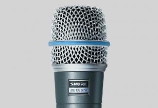 Shure Beta57A-X Instrument Mic