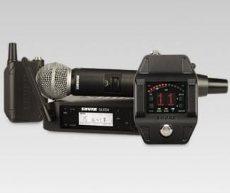 GLX-D Micro không dây