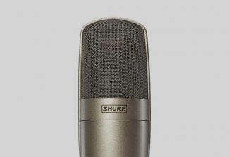 KSM42 Large Dual-Diaphragm Microphone