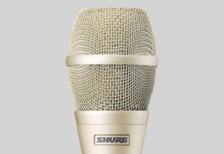 Micro Shure KSM9/SL