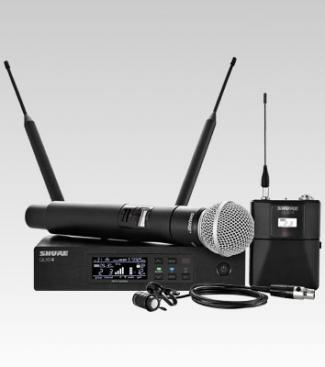 QLX-D Digital Wireless ...