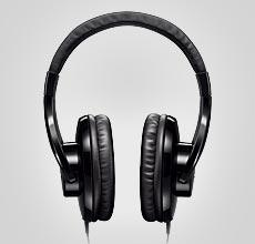 SRH240A - Headphone Shure