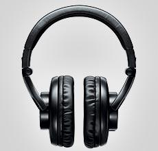 SRH440 - Headphone Shure