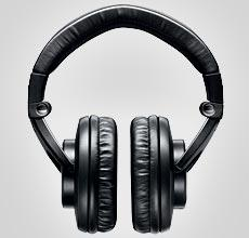 SRH840 Headphone Shure