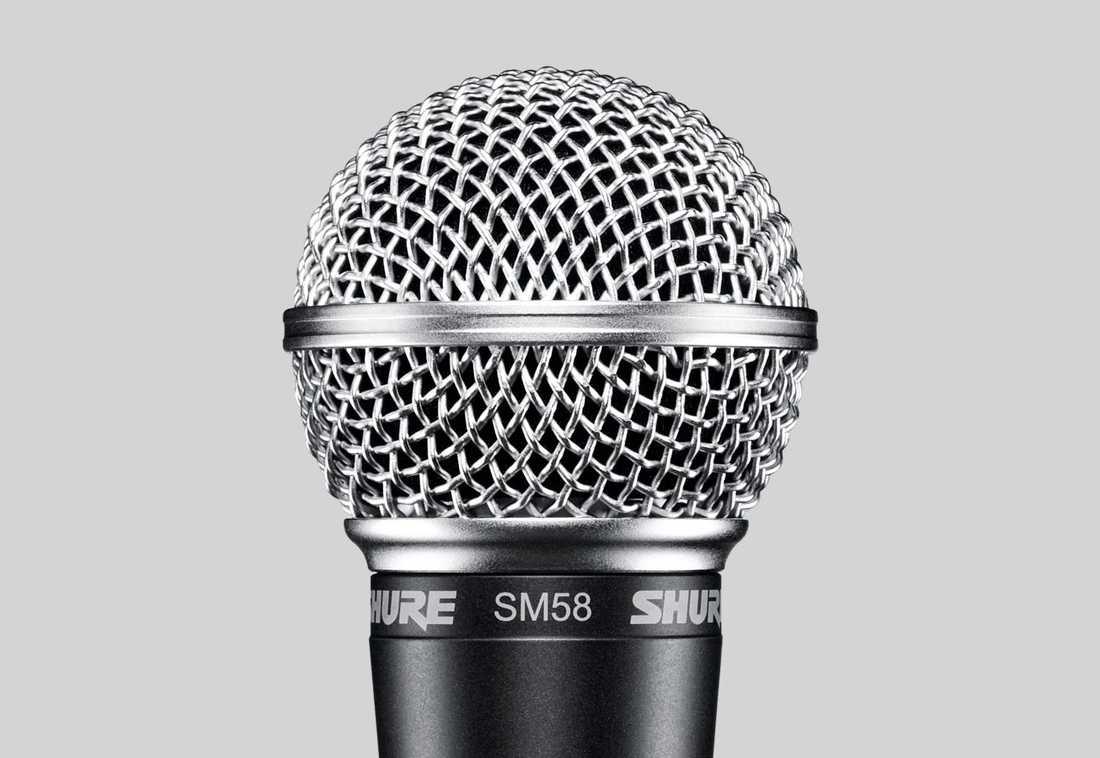SHURE SM58LC