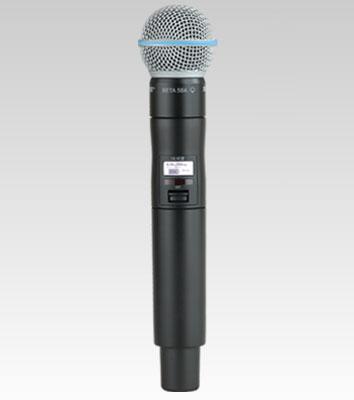 ULXD2/B58- Phần phát của micro không dây