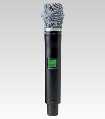 UR2/BETA87-Bộ phát Micro không dây cầm tay