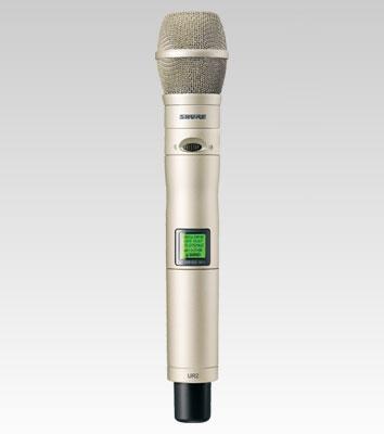 UR2/KSM9/SL-Bộ phát Micro không dây cầm tay