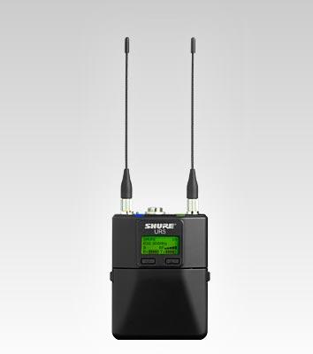 UR5A-Bộ thu gắn trên camera