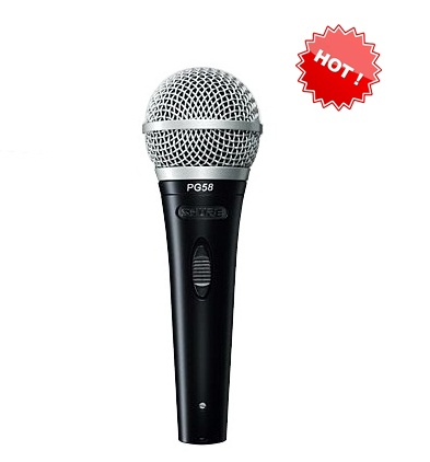 Shure PG58LC
