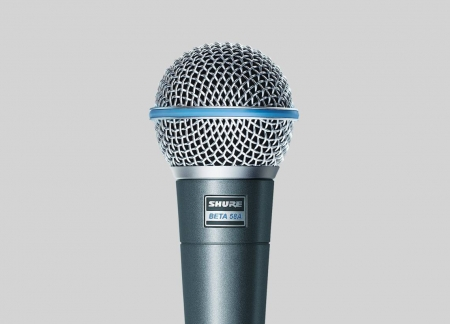 Shure Beta 58A-X Vocal Micro