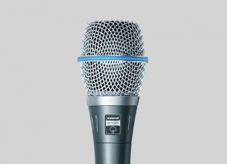Shure Beta 87A-X Vocal Micro