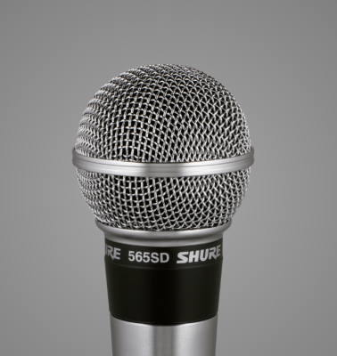 Shure 565SD-LC-X Vocal Micro